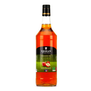 Huilerie Vigean - Organic Cider Vinegar - Vigean