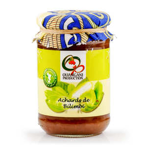 Ouangani production - Achards de bilimbi de Mayotte
