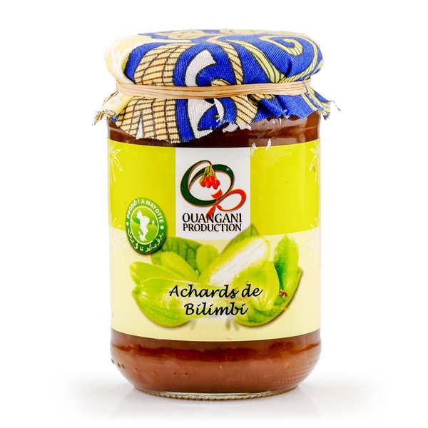 Achards de bilimbi de Mayotte