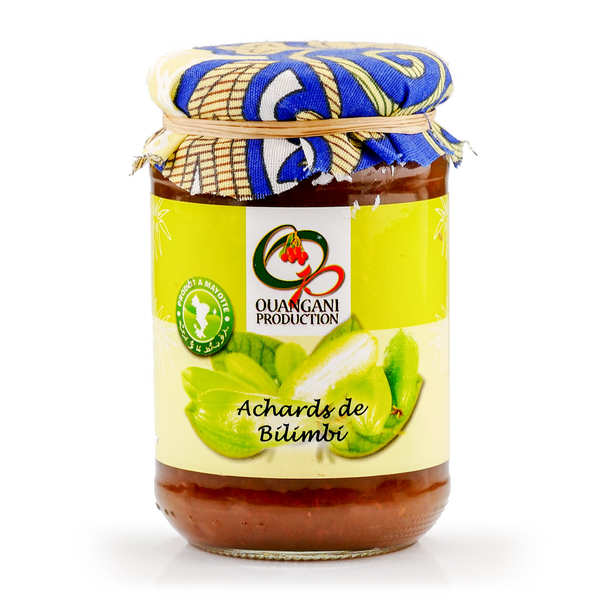 Bilimbi Relish from Mayotte
