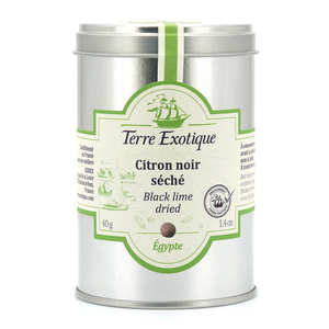 Terre Exotique - Dried Black Lime - Iran
