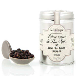 Terre Exotique - Red Phu Quoc Pepper From Vietnam