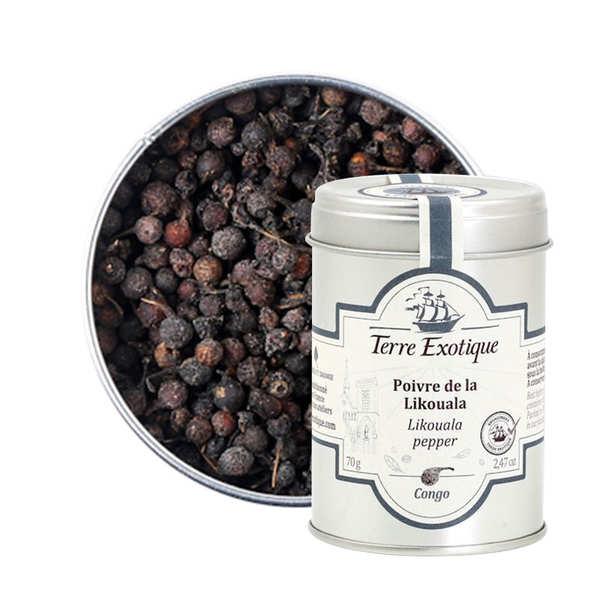 "Pepper ""la Likouala"" from Congo"