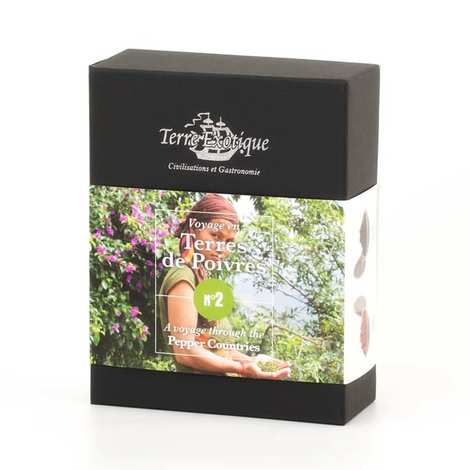 Terre Exotique - A Voyage Through The Pepper Countries n°2 - Case