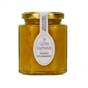 La Cuillère Gourmande - Orange pâtissière au Cointreau