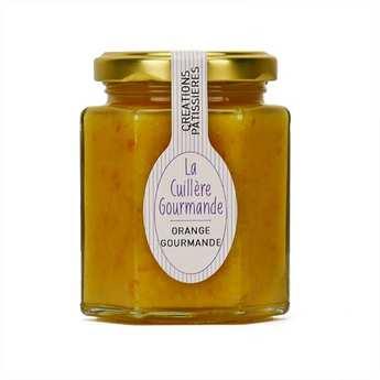 La Cuillère Gourmande - Orange With Cointreau Jam
