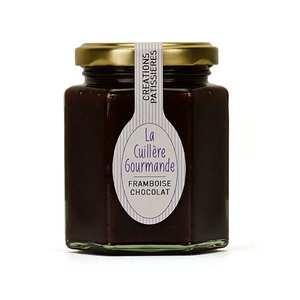 La Cuillère Gourmande - Raspberry And Chocolate Jam