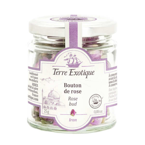 Rose Buds - Iran