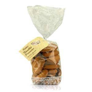 José Orsoni - French Biscuits With Orange Blossom Navette Provençale