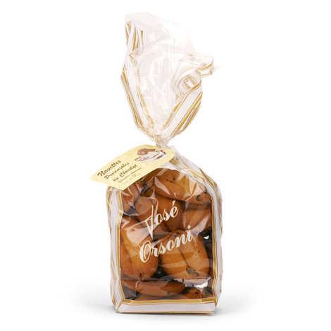 José Orsoni - Navettes provençales au chocolat