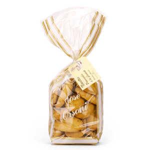 José Orsoni - French Biscuits With Lavender 'Navette Provençale'