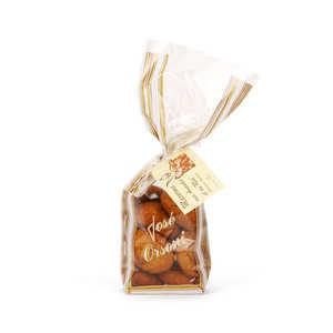 José Orsoni - Macarons aux amandes et au miel