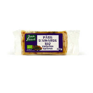 Jean Hervé - Organic Almond Paste With Grape And Spices