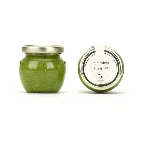 Artisan du fruit - Gherkin To Spread - Condiment