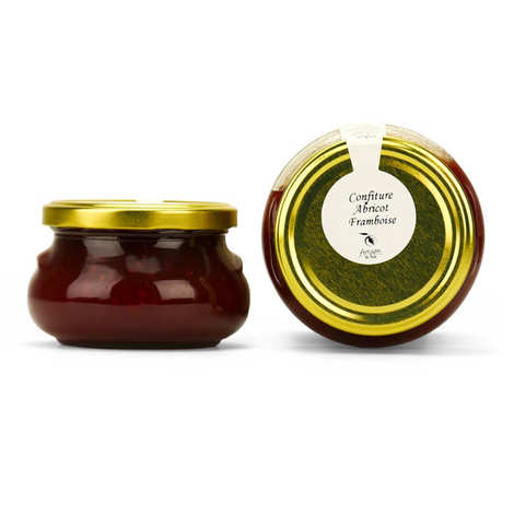 Artisan du fruit - Apricot And Raspberry Jam