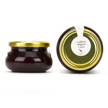 Artisan du fruit - Nectarine And Blackcurrant Jam