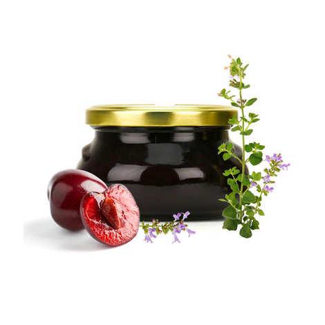 Artisan du fruit - Cherry And 'Thé d'Aubrac' Jam