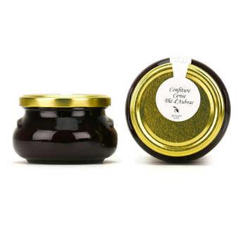 Artisan du fruit - Confiture cerise et thé d'Aubrac (calament)
