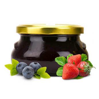 Artisan du fruit - Strawberry And Blueberry Jam