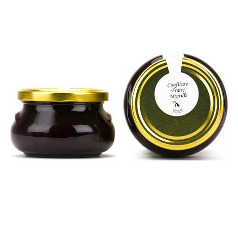 Artisan du fruit - Strawberry And Blueberry Jam