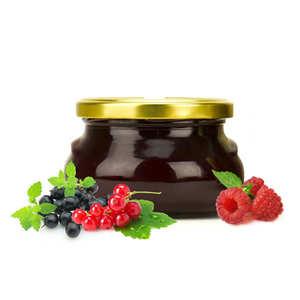 Artisan du fruit - Redcurrent, Raspberry And Blackcurrent Jam