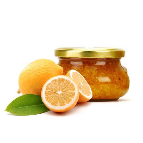 Artisan du fruit - Marmelade citron Meyer