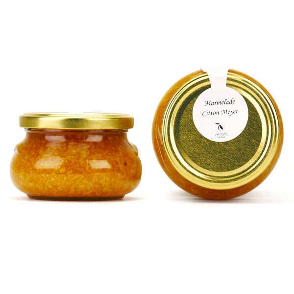 Marmelade citron Meyer
