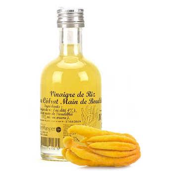 Artisan du fruit - Rice Vinegar Of 'Main De Bouddha' Citron