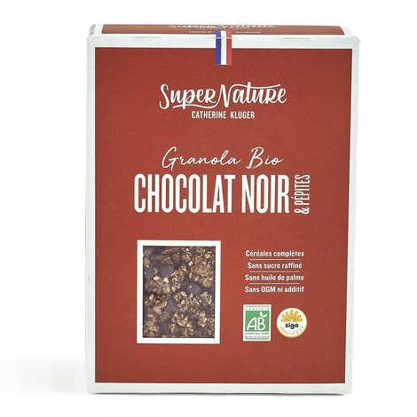 Granola Catherine Kluger - Organic Chocolate Granola