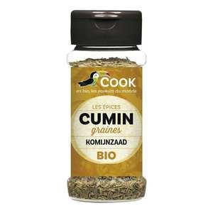 Cook - Herbier de France - Cumin graines bio