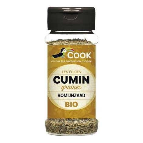 Cook - Herbier de France - Organic Cumin Seeds