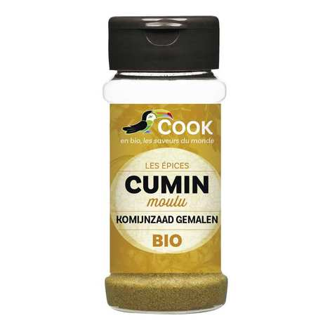 Cook - Herbier de France - Organic Cumin In Powder