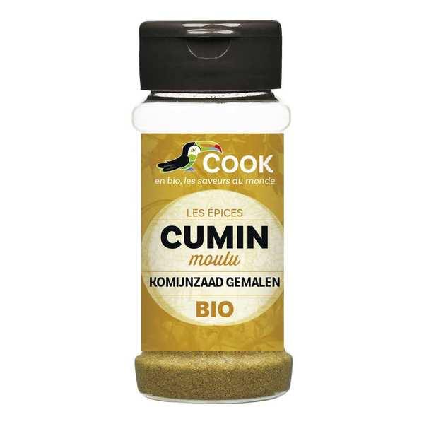 Organic Cumin In Powder