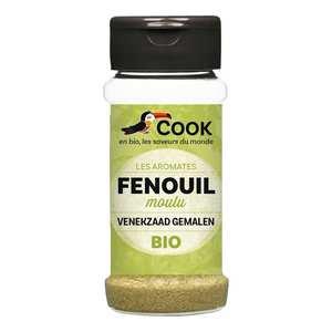 Cook - Herbier de France - Organic Fennel In Powder