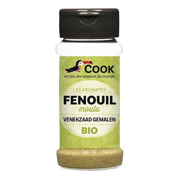 Organic Fennel In Powder