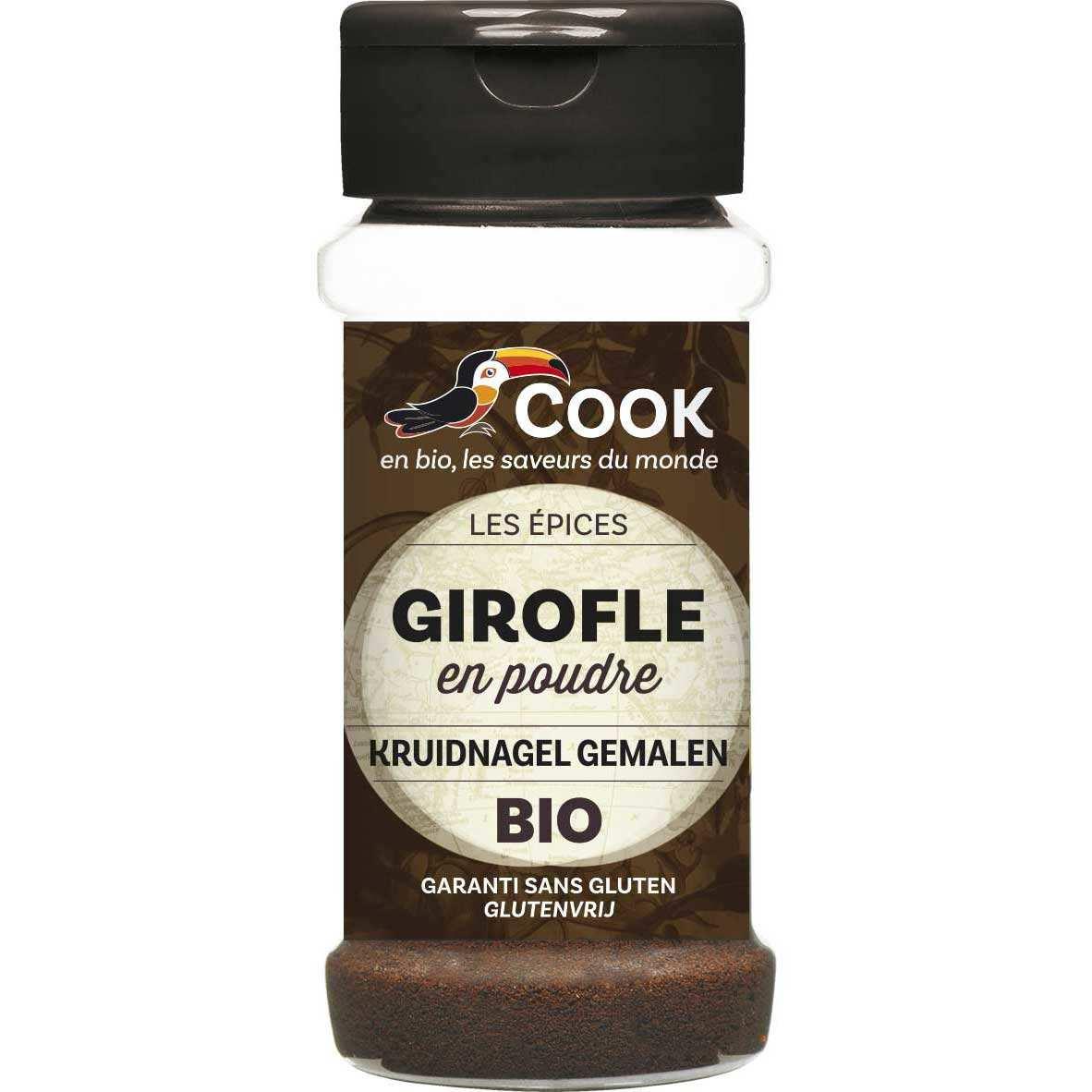 Girofle poudre bio