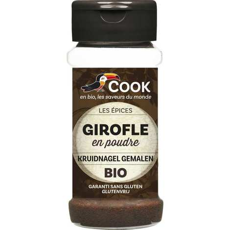 Cook - Herbier de France - Girofle poudre bio