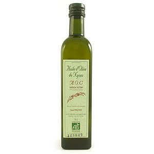 Daniel Pasquier - Huile d'olive de Nyons AOC bio