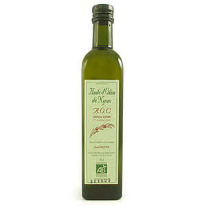 Daniel Pasquier - Organic olive oil from Nyons AOC