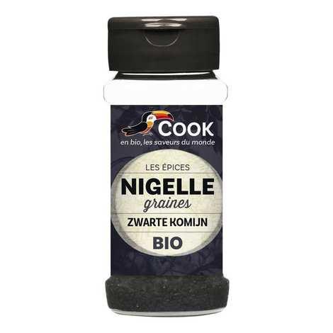 Cook - Herbier de France - Nigelle graines bio