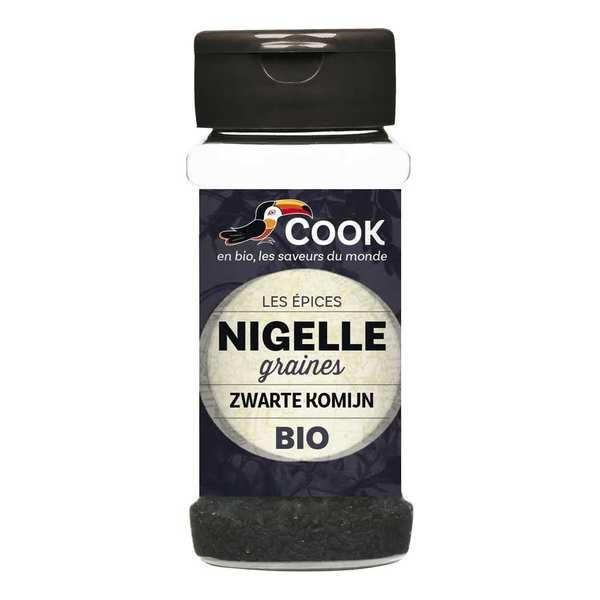 Nigelle graines bio