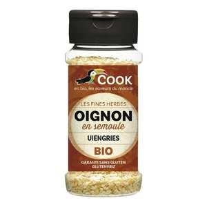Cook - Herbier de France - Organic Granulated Onion