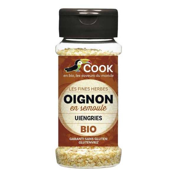 Organic Granulated Onion