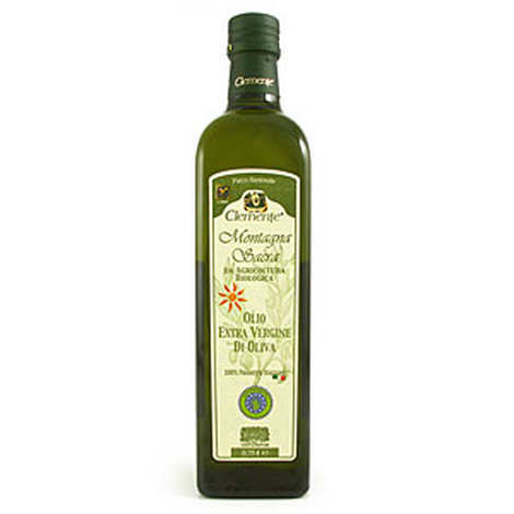 Olearia Clemente - Huile d'olive italienne Clemente Montagna Sacra bio