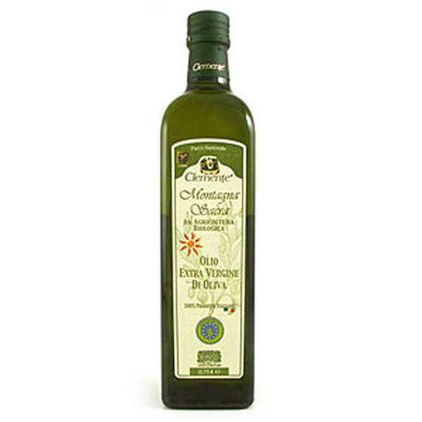 Organic olive oil Clemente Montagna Sacra
