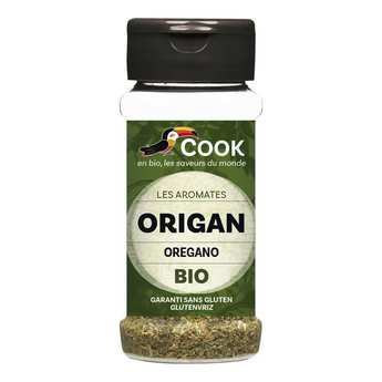 Cook - Herbier de France - Organic Oregano, Leaf