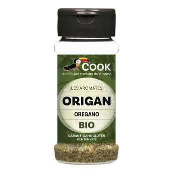 Cook - Herbier de France - Origan feuilles bio