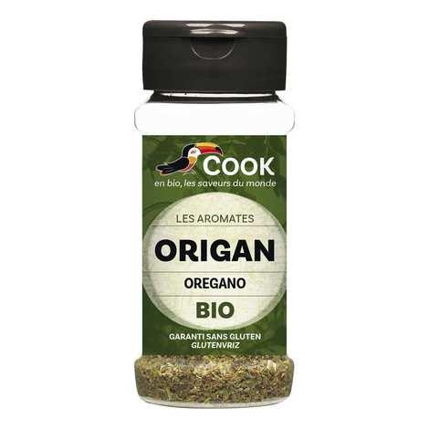 Cook - Herbier de France - Organic Oregano, Leaf