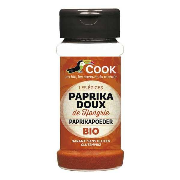 Paprika doux de Hongrie bio