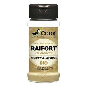 Cook - Herbier de France - Organic Horseradish In Powder